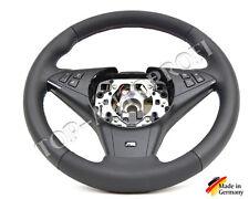 BMW 5er e60 e61 M CUCITURA volante in pelle Volante Sport Volante in Pelle Nuovo 147 si riferiscono