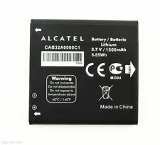 BATTERIA ORIGINALE ALCATEL CAB32A0000C1 per OT-99 601 PARA OT-6010D 916 916D 992D
