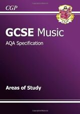 GCSE Music AQA Areas of Study Revision Guide (A*-G course),CGP Books