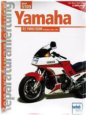 Buch Reparaturanleitung Yamaha FJ 1100 / 1200 Modelljahre 1984 - 1996  Band 5109