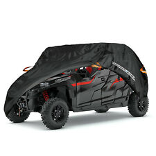 Double Row Seats Utility Vehicle Storage Cover Fits Polaris General 4 1000 Eps