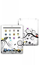 Apple iPad 3 Cover Case Skin - Trees Birds
