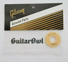 Gibson guitar Creme cream Gold letters Toggle Switch Washer Les Paul Authentic photo
