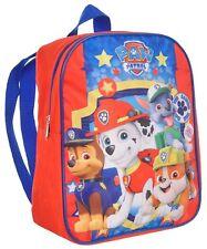"""Nickelodeon Paw Patrol Boy's 12"""" Backpack"""