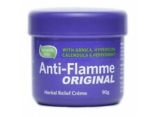 NEW Nature's Kiss Anti-Flamme 90g Herbal Pain Relief Cream ::#1 In New Zealand!