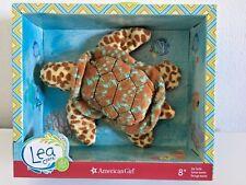 NIB American Girl Lea Clark 2016 GOTY Sea Turtle Tropical Rainforest