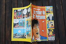 LE RETOUR DU DR.PERSONNE/PATRICK FRANCOIS/1987/TBE(H)