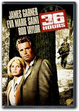 36 Hours DVD New James Garner Eva Marie Saint Rod Taylor