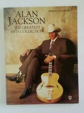 Allen Jackson Greatest Hits Collection sheet Music Book Piano/Vocal/Chords