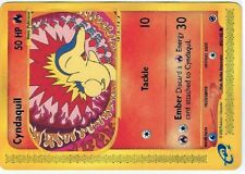 POKEMON EXPED ENGLISH N° 105/165 CYNDAQUIL