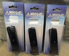 3 New MecGar Beretta 92 92FS 9mm 10RD Mag Clip