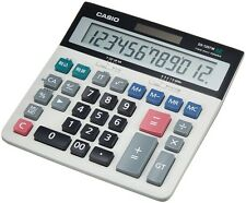 New Casio System Desk Calculator Type Ds-120Tw With Tracking Free Shipping Japan