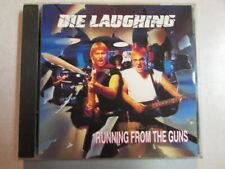 Die Laughing Running From The Guns Promo 1990 Curb Cd Rare Pop Rock D2-77269 Oop