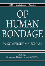 Of Human Bondage - Unabridged MP3 CD Audiobook in DVD case