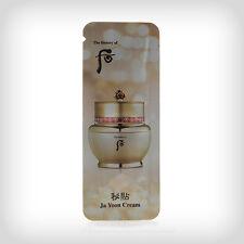 The History of Whoo Bichup Ja Yoon Cream 1ml x 50pcs(50ml)_Free shipping