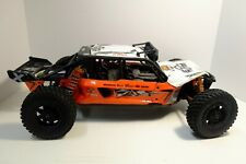 Axial Exo Terra Off Road Buggy.  Expertly Assembled with Lights and Upgrades!