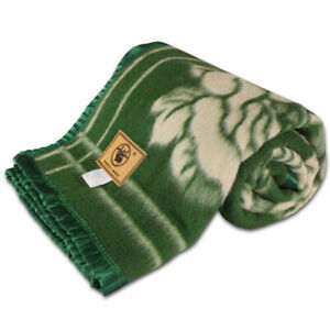 100% Pure wool blanket Warm blanket Jacquard blanket quilt bed cover bedspread