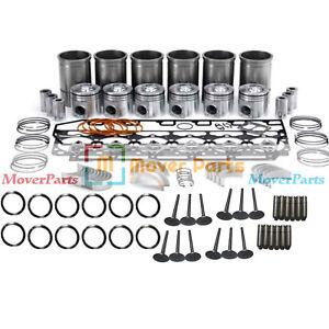 For Hino EK100 Engine Overhaul Rebuild Kit