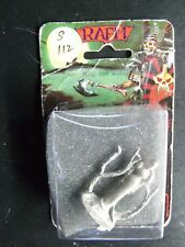 (S112) RAFM THE WOMAN METAL SEALED #3852