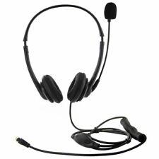 1X(Wired Headset Music Headset Telephone Headset Headset Ht102R Telephone Rj B10