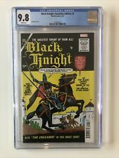Black Knight: Facsimile EditIon #1 CGC 9.8 Avengers #48 first appearance of the
