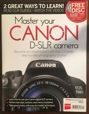 Master Your Canon D-SLR Camera Instant Expert 2014 FREE SHIPPING