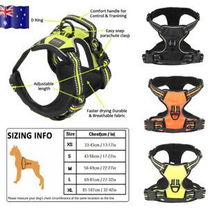 Truelove Front Range No-Pull Dog Harness Vest Adjustable Outdoor Handle Puppy AU