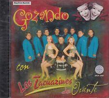 Los Tacuazines De Oriente Gozando CD Nuevo sealed