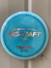 New Discraft Esp Money Foil Thrasher 173-174g Blue Teal Swirl