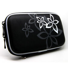 "5.2"" Inch Hard Eva Cover Case For Bag Garmin Nuvi 1390Lmt Wide Portable Gps"