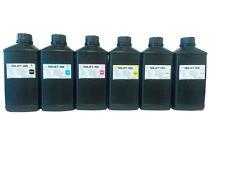 6 Lite Led UV Curable ink for Spectra Ricoh Xaar Konica Seiko print head printer
