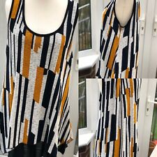 Apricot Size 16 Longline Double Layer Top African Look G2p