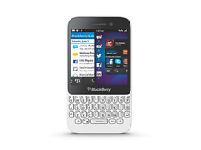 "New Imported BlackBerry Q5 8GB 2GB 3.1"" 5MP 2MP White Eng With Arabic Keypad"