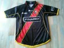 "MAILLOT FOOT UHLSPORT STADE RENNAIS CENTENAIRE N°70 "" FRANCOIS "" TAILLE L/D6 TBE"