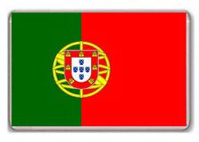 Flag of Portugal fridge magnet