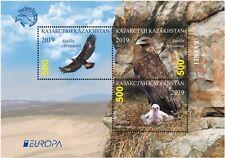 CEPT Kazakhstan Kasachstan   2019 MNH** Bird Ss