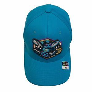 Charlotte Hornets NBA Adidas Official Team Flex OSFM Flexfit Cap Hat $22