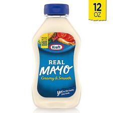 Kraft Real Mayo, 12 fl. oz. Bottle
