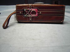 XOXO BROWN Ladies Handbag/Purse Clutch  Style