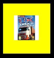 UK Truck Simulator Game PC 100% Brand New