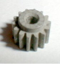 Vintage 1960's Pinion Gear 14 TOOTH .093 BORE by COX 48 PITCH slot car