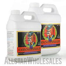 Advanced Nutrients Connoisseur BLOOM A + B Set 10 Liter Hydroponics Base 10L