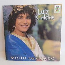 LUIZ CALDAS Muito obrigado 837 684-1 BRESIL