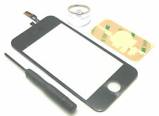 iPhone 3GS Touch Screen Display Glas Digitizer Front Scheibe + Kleber + Werkzeug