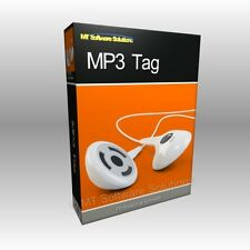 MP3 tag tagging iPod iPhone scrivere Id2 ID3 ID 2 3 TAG PRO Professional software