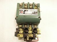 Furnas 3 Pole Contactor 14CF32AF Size 0  20 Amp 200/230 460/575  Pre owned   (Y)