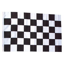 "10 CHECKERED FLAG 3 X 5 FEET 36"" X 60"" NASCAR RACING BLACK AND WHITE FLAGS"