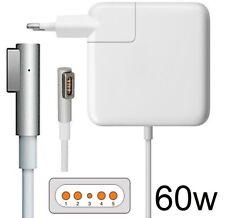 """Cargador Adaptador para Apple Mac macbook pro 13"""" magsaf 60w 16.5v 3.65A"""