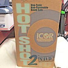 Hot Shot 2, Refrigerant, Non-Toxic Non-Flammable Ozone Safe, 25 lb. can