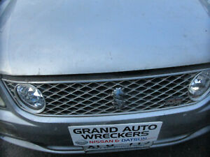 Nissan Stagea C34 S2 Grille